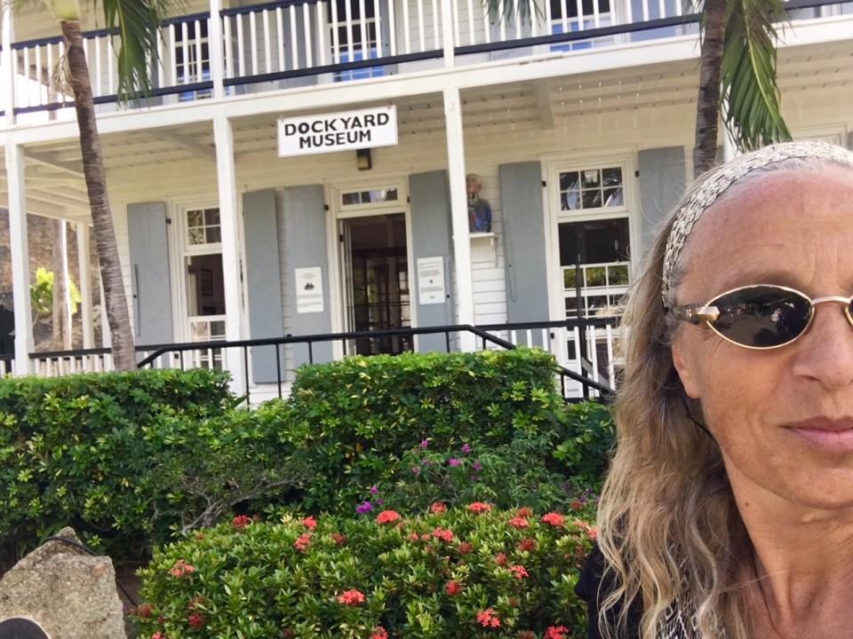 Il Museo casa di Orazio Nelson ad Antigua