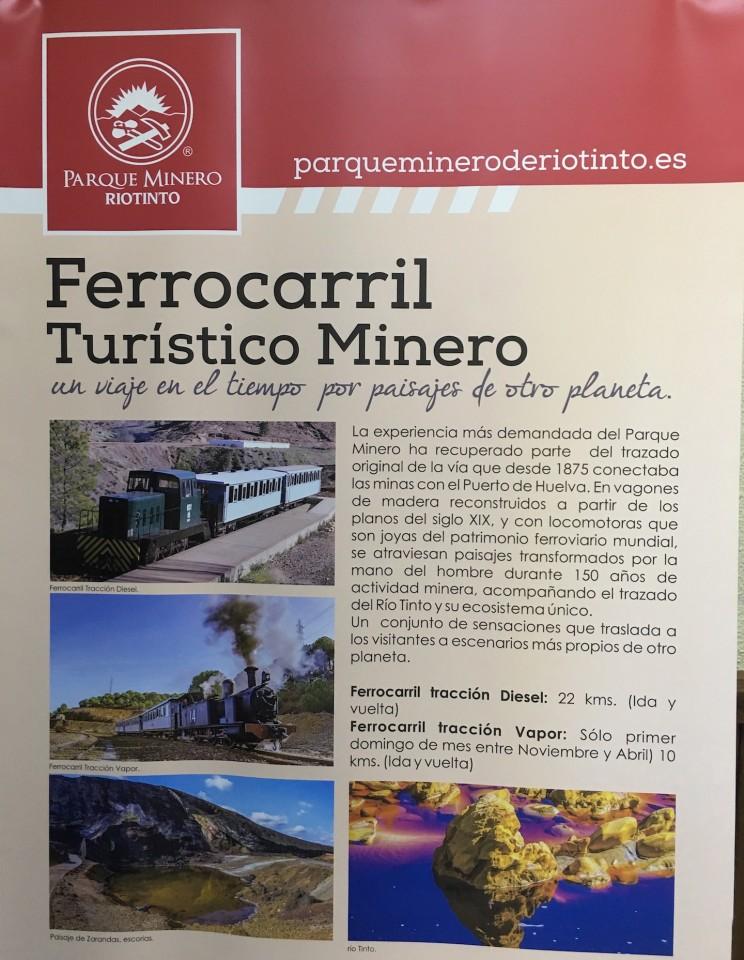 Le informazioni sul Ferrocarril