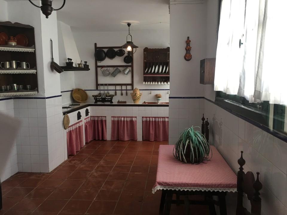 La cucina della casa inglese