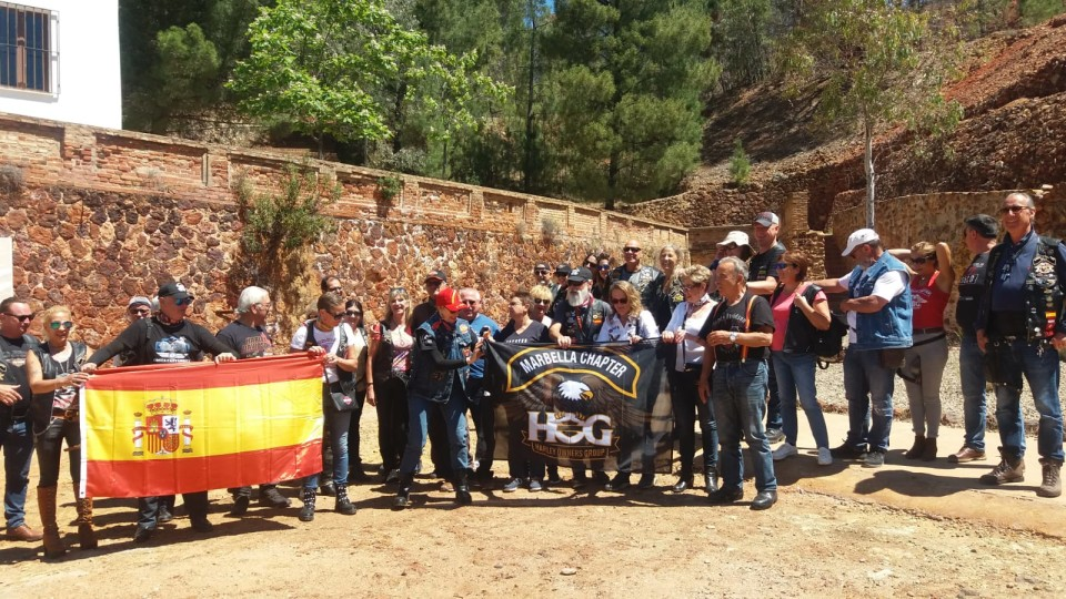 Marbella Chapter a Huelva