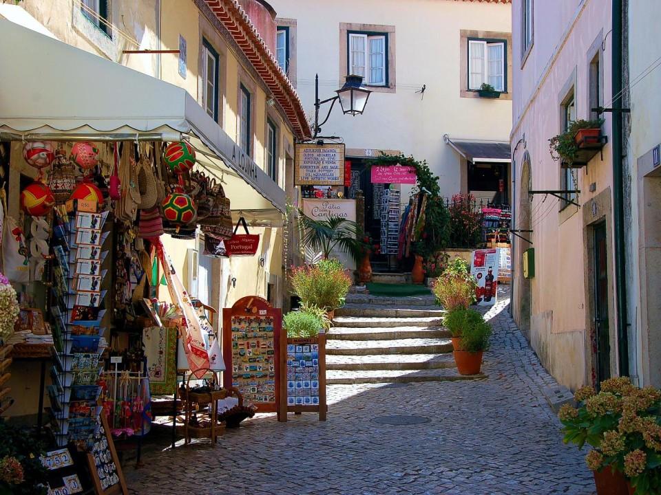Tra le viuzze di Sintra