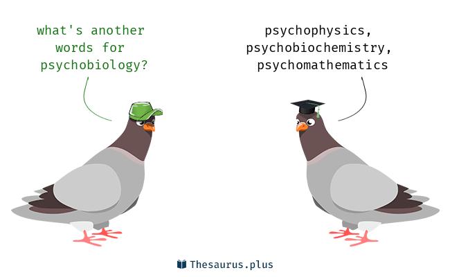 Altra maniera di spiegare la Psicobiolgia