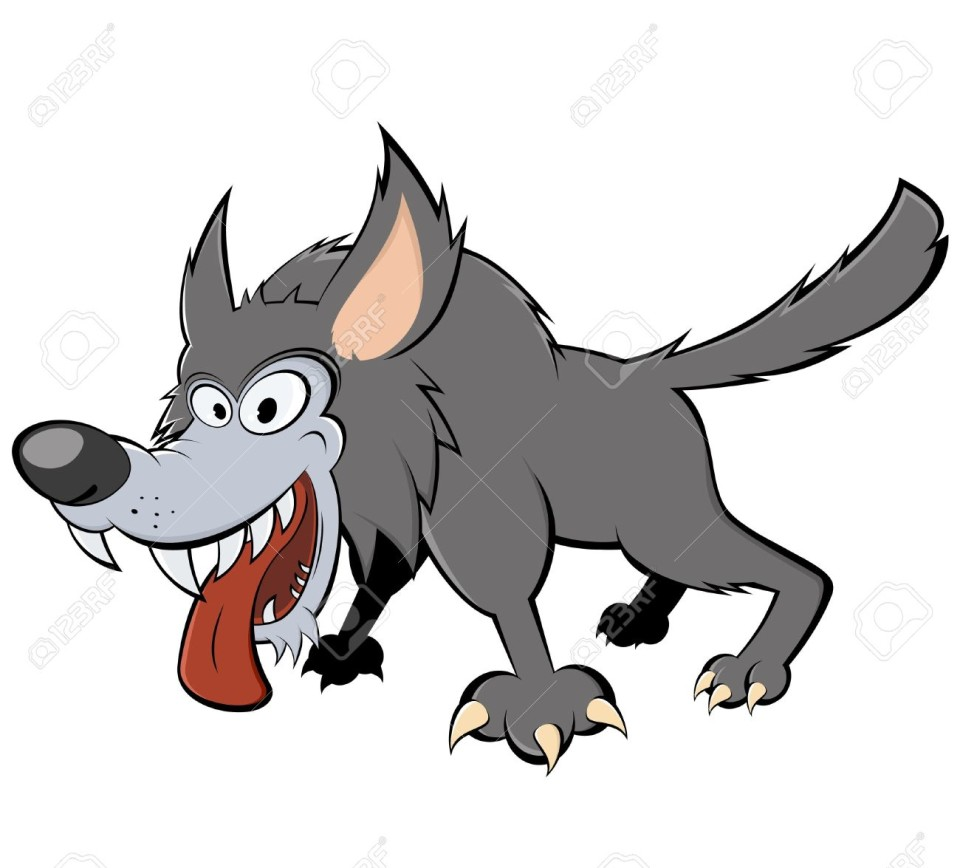 Attenti al lupo!