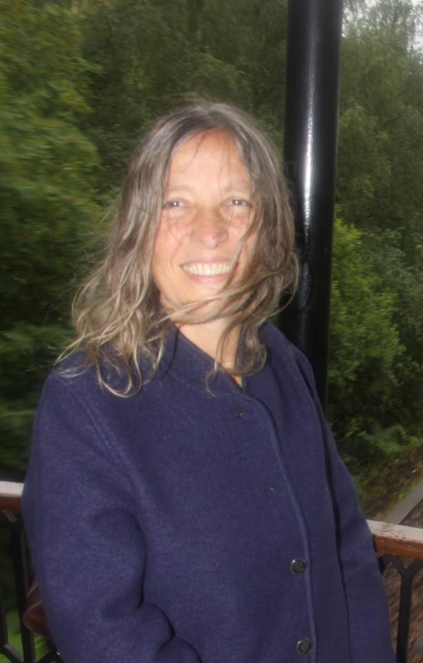 Savina Sciacqua, travel journalist & Psicobiologist