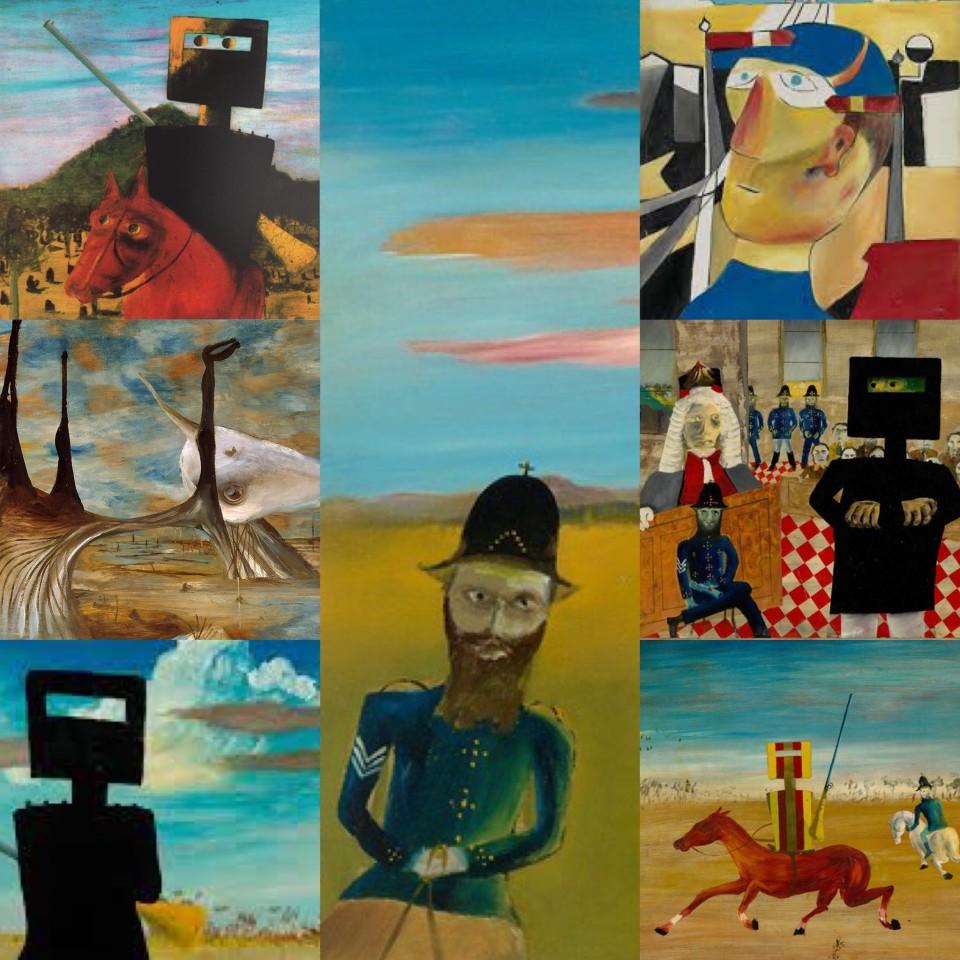 Art Puzzle by Savina Sciacqua