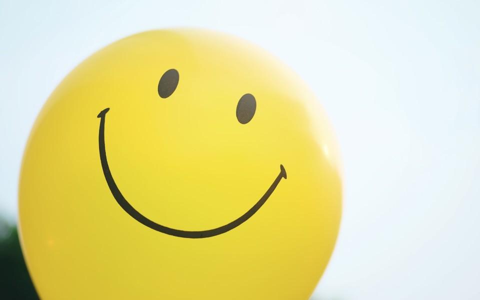 Il sorriso è parte della felicità