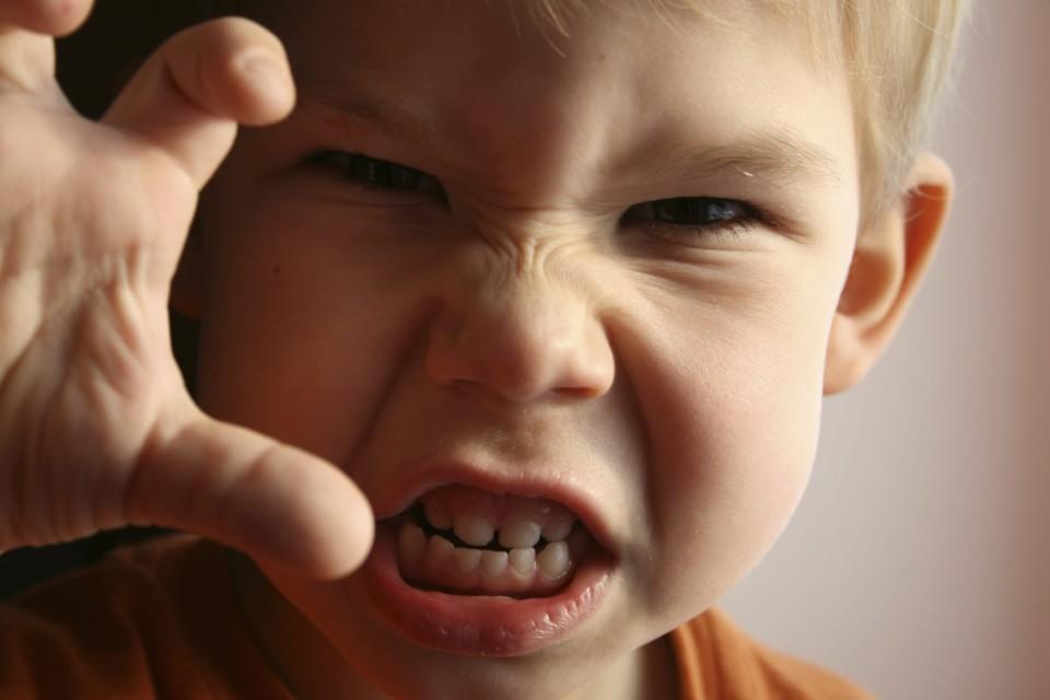 Come sopportare la loro rabbia?