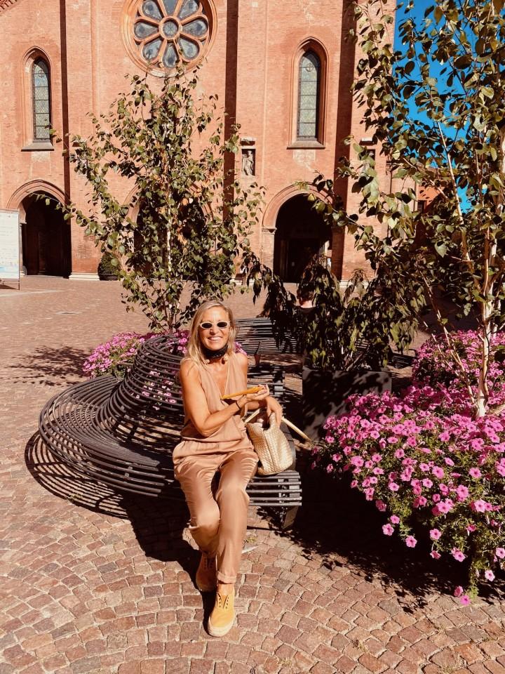 La direttrice di Dolce Vita Travel Magazine