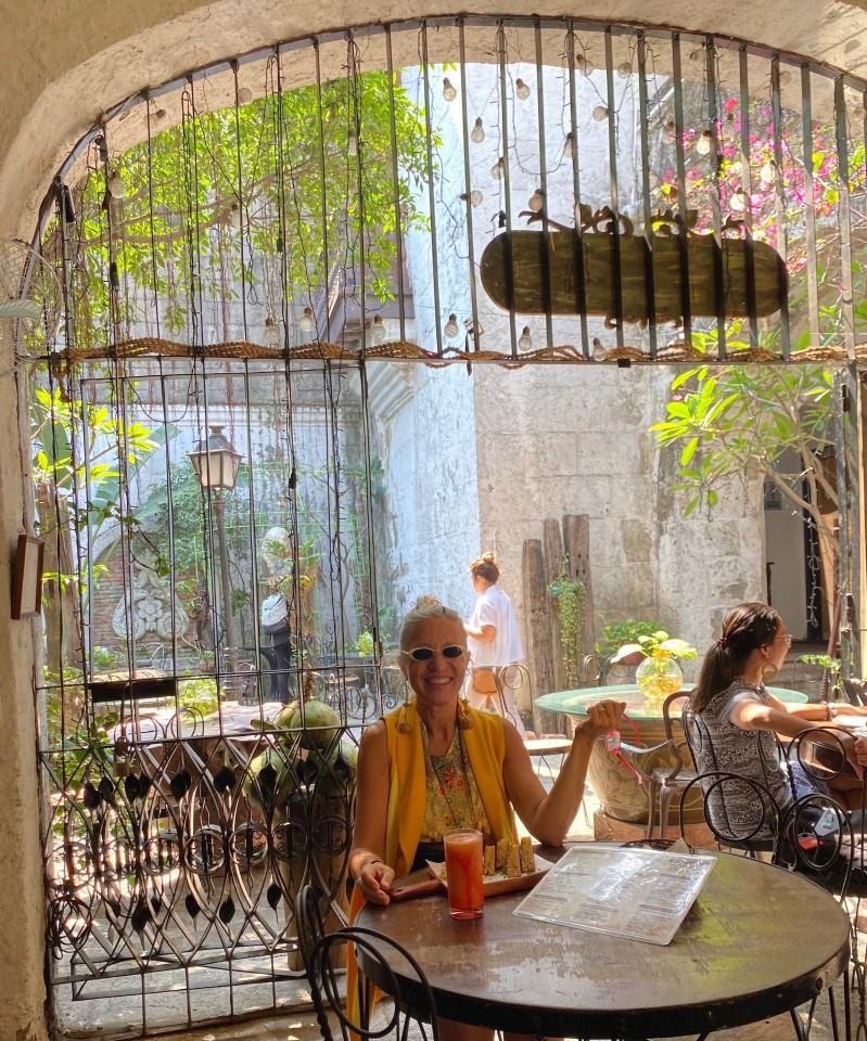 Colazione in Intramuros