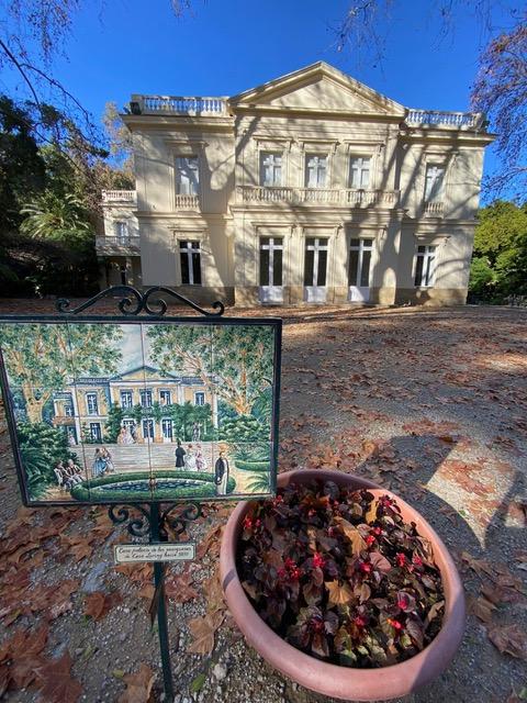 Una Villa del Parco Botanico