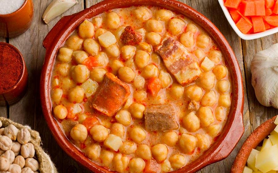 cocido-madrileno
