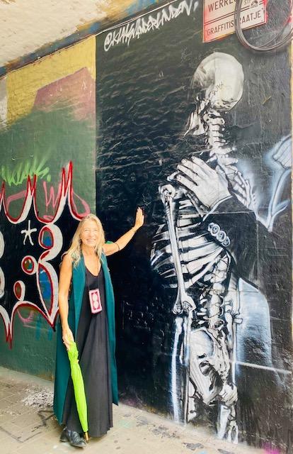 Tra i graffiti
