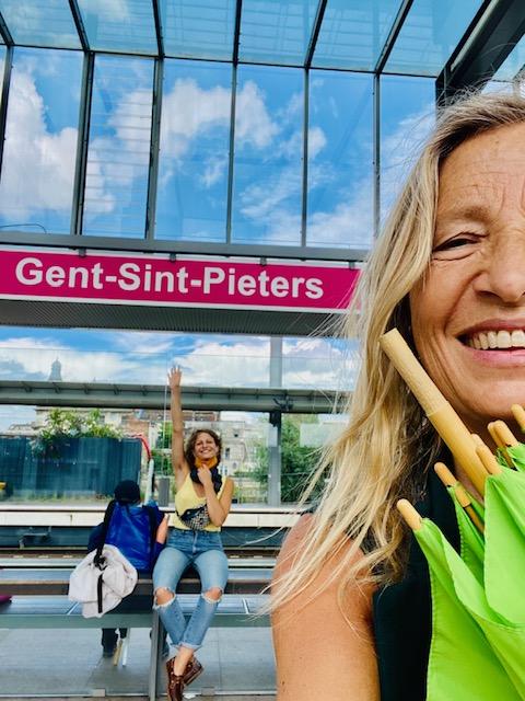 Alla Stazione di Gent
